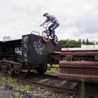 Даблпег на поезд