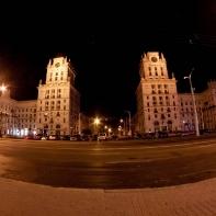 Минск - безумно красивый город