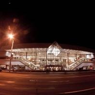 Ж/д вокзал Минска больше похож на аэропорт