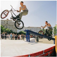 4 pegs to barspin